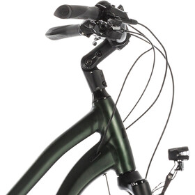 Cube Town Sport Hybrid EXC 500 trapeze, green'n'black